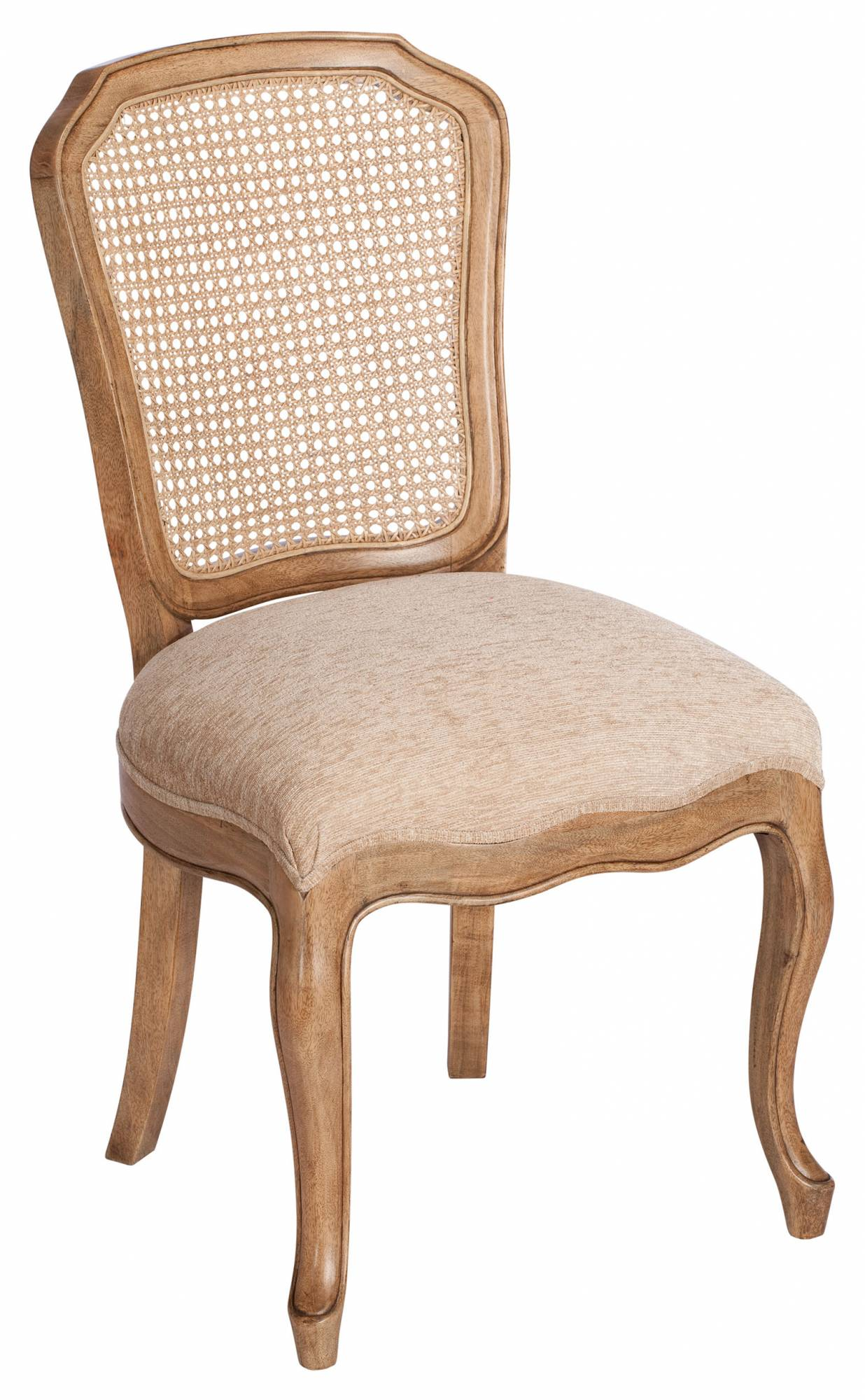 Worcester Rattan Back Side Chair Dining Room Furniture