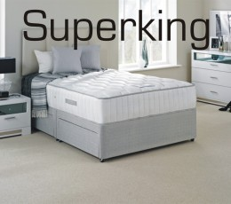Superking Size 180cm (6'0)