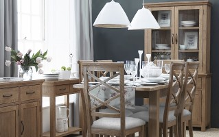 Milan Dining and Living Collection