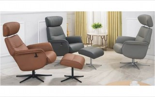 Irvine Swivel Chair Collection