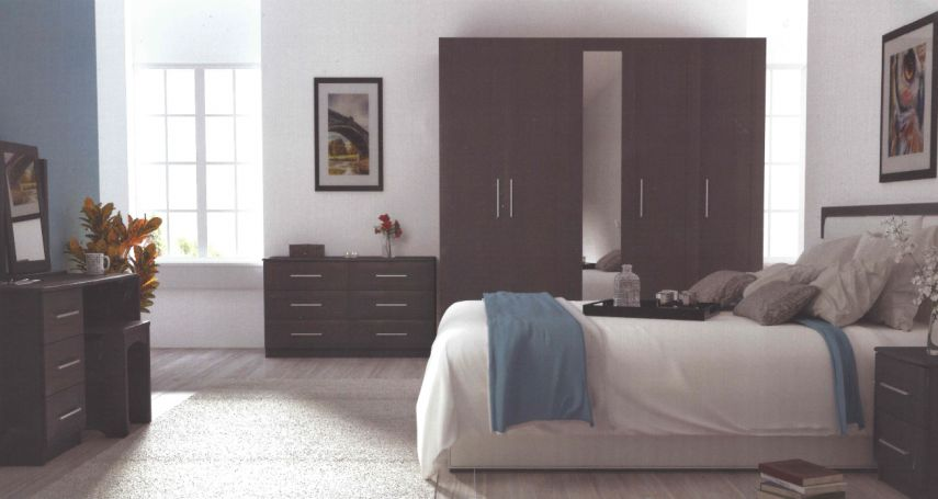 Argent Bedroom Collection
