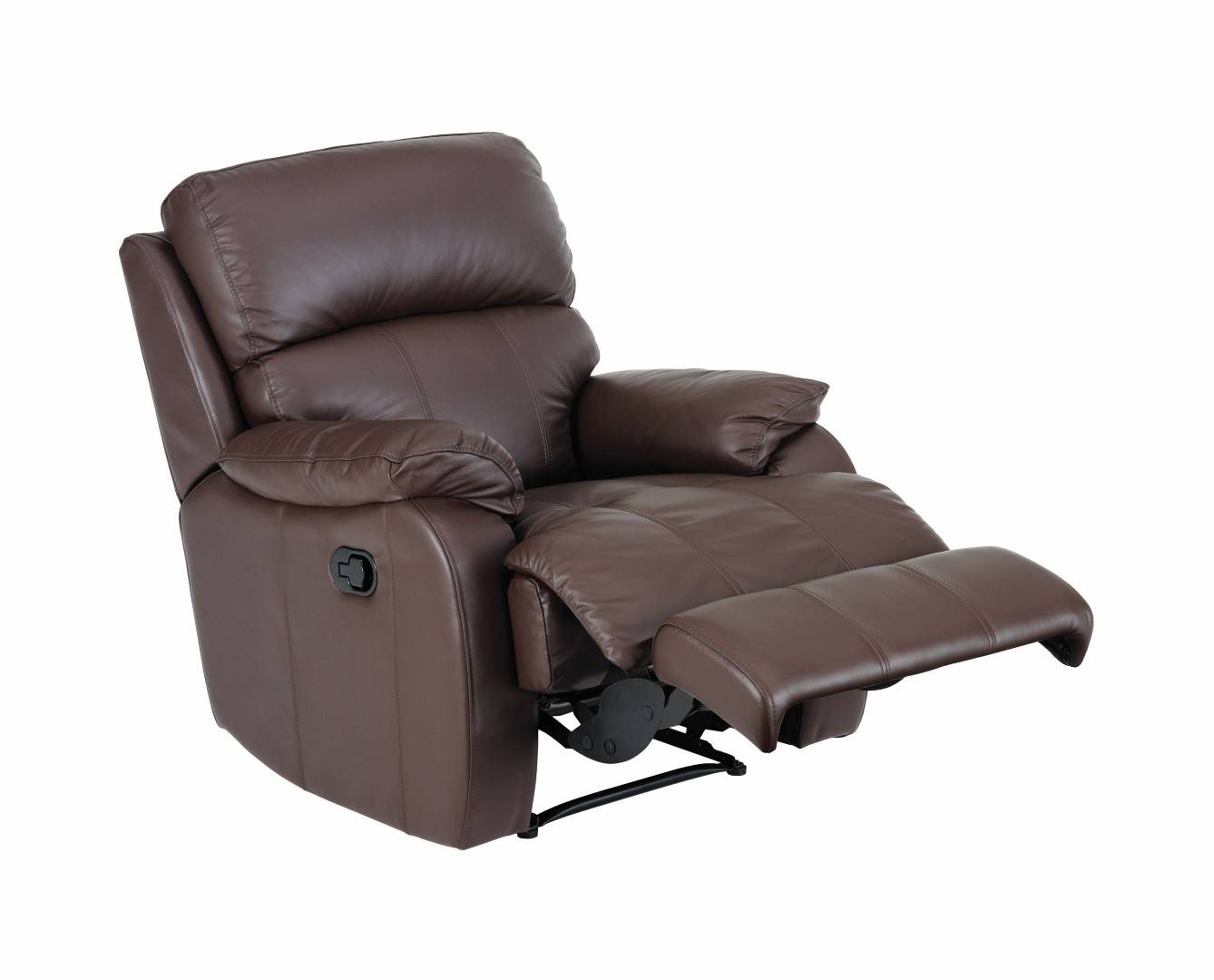 Paris Manual Recliner Chair Cat 35 Leather Hills
