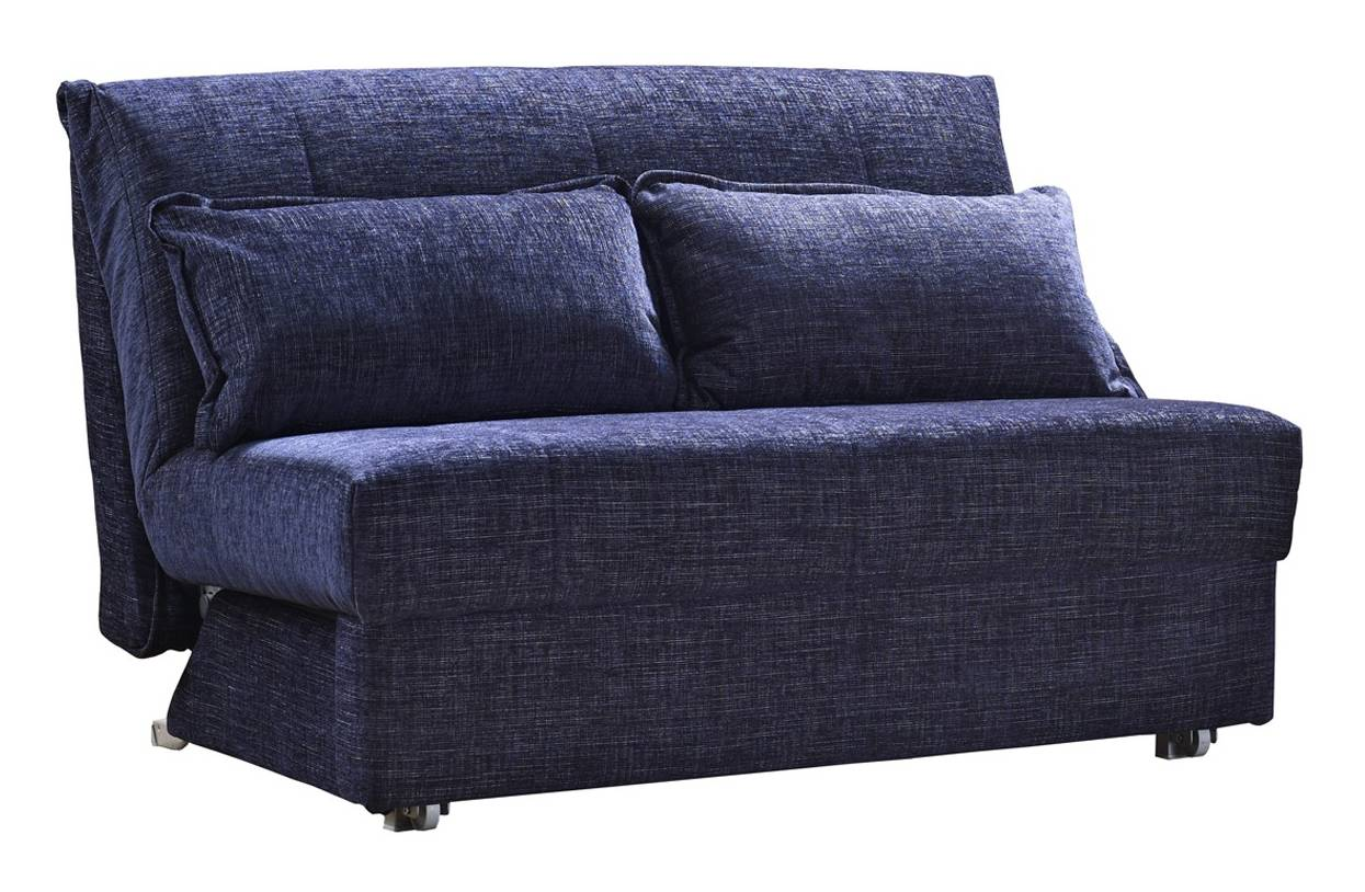 Rio sofabed 120cm wide essence fabric sofa beds for Wide sofa bed