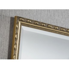 "1637 Gold 33"" X 23"" Bevel (84cm X 58cm) Mirror"
