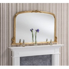 "1484&L Gold 48"" X 32"" Bevel (122cm X 81cm) Mirror"