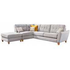 Cromer   Small Corner Group Right Hand Facing 2 Seater Unit