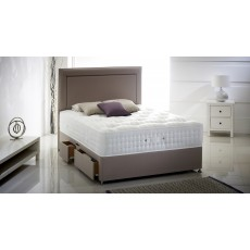 Maxim 2000 Natural Ortho 120cm Non Storage Divan
