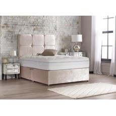 Harmony 1000 120cm 2+2 Drawer Divan Set