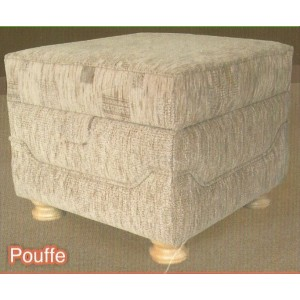 Oxford Sofa Collection Pouffee A Grade Fabric