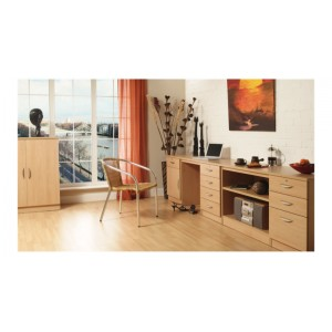 Home Office Collection Set-06: B-CWS B-3CU
