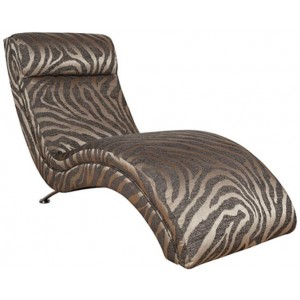 Navona Collection Lounger Patterned Fabric