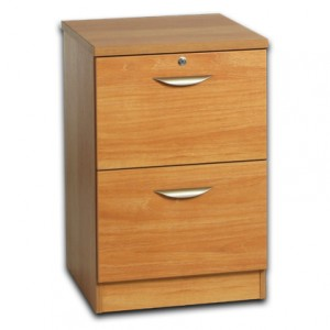 Home Office Collection Two Drawer Filing Cabinet