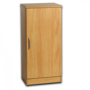 Home Office Collection Mid Height Cupboard 480mm Wide