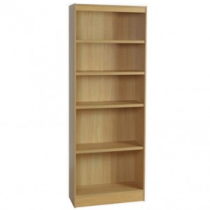 Home Office Collection Tall Bookcase 600mm Wide