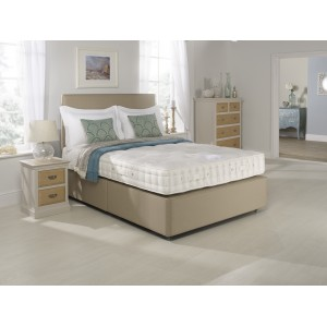 Magnolia Seasonal Turn Collection 90cm Firm Edge Open Coil Divan Base 2 Drawer Set /Medium Tension