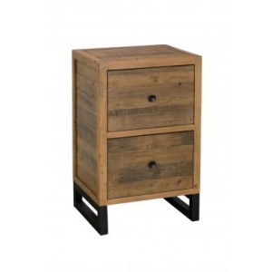 Hardware - 2 Drawer Filing Cabinet