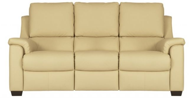 Parker Knoll - Albany 3 Seat Sofa Leather
