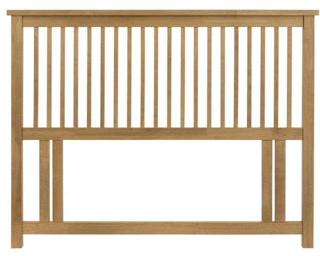 Chester Oak 150cm Headboard