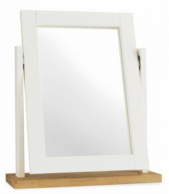 Chester Two Tone Vanity Mirror