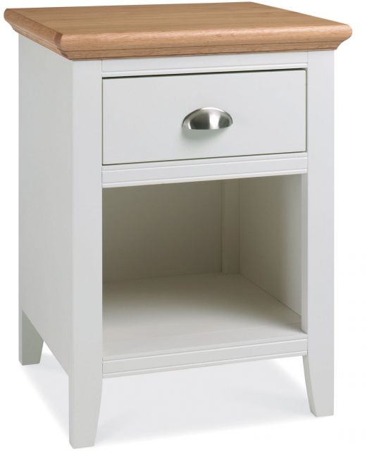 Fairford Two Tone 1 Drawer Nightstand