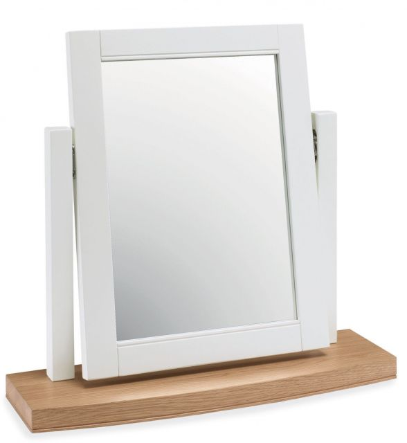 Fairford Two Tone Vanity Mirror