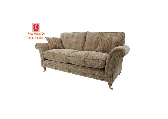 Parker Knoll - Burghley Large Sofa B Fabric