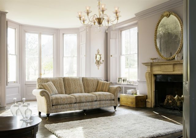 Parker Knoll - Burghley Grand Sofa B Fabric