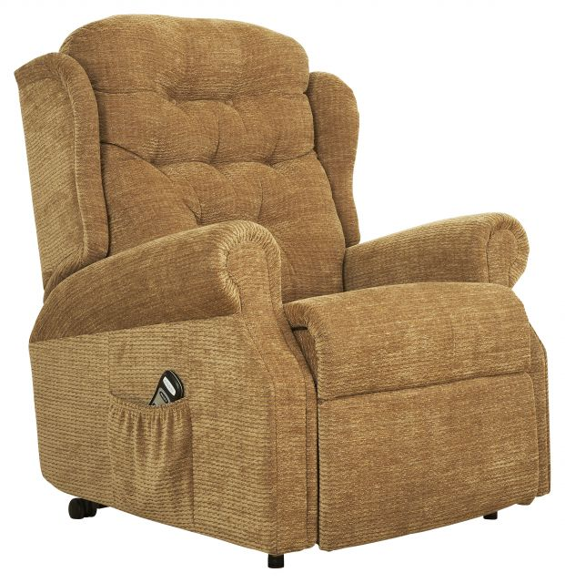 Woburn Grande Dual Lift Recliner Fabric Zipspeed
