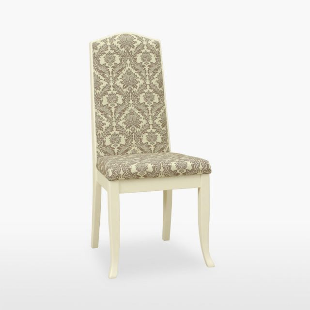 Coelo - Upholstered Back Chair Fabric