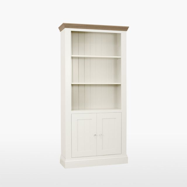 Coelo - Bookcase With 2 Doors