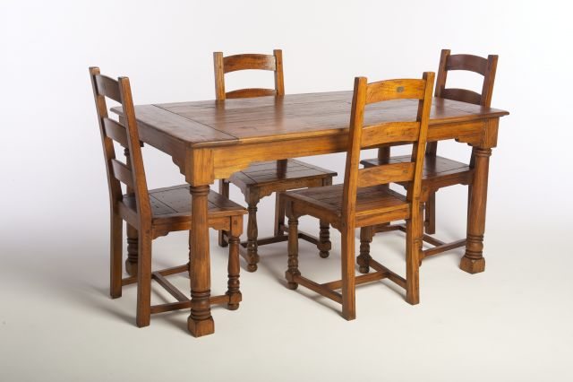 East Indies Dining Table