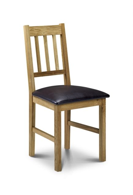 Coxmoor Dining Chair Solid American White Oak