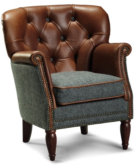 Chester Accent Chair Standard Leather