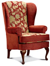 Westminster High Seat Chair Elegance Fabric