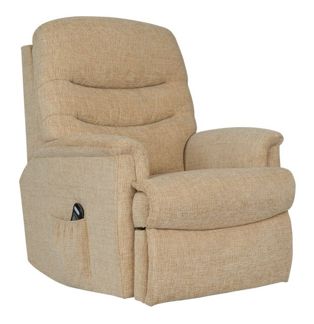 Pembroke Single Motor Lift Grand Recliner Fabric