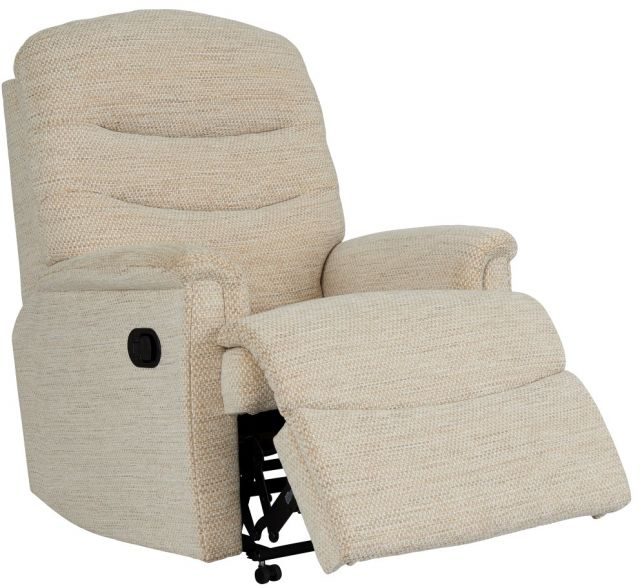 Pembroke Standard Manual Recliner Fabric