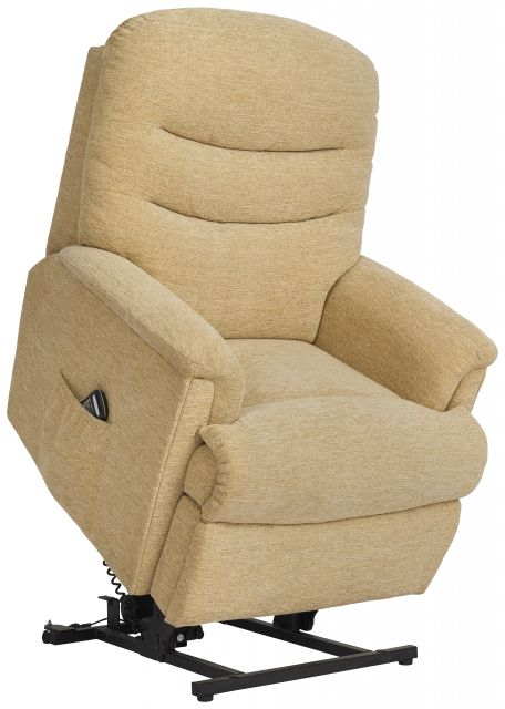Pembroke Dual Motor Lift Grand Recliner Fabric