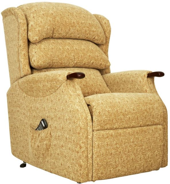 Westbury Grande Single Motor Recliner Fabric