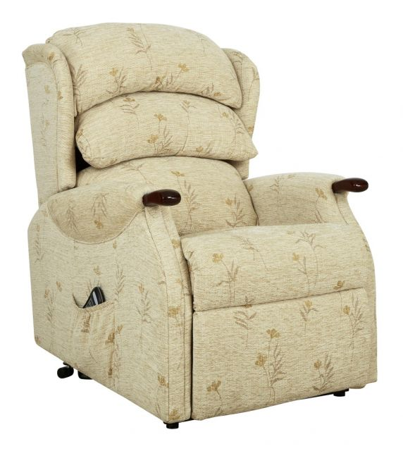 Westbury Grande Single Lift Recliner Fabric