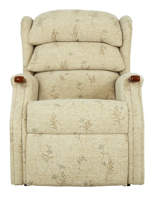 Westbury Petite Manual Recliner Fabric
