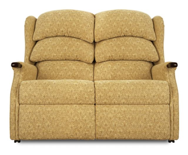 Westbury Fixed 2 Seat Settee Fabric