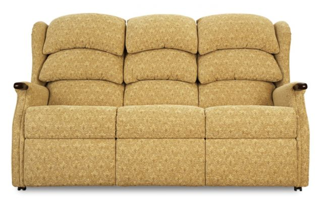 Westbury Fixed 3 Seat Settee Fabric