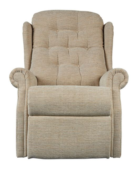 Woburn Grande Manual Recliner Fabric
