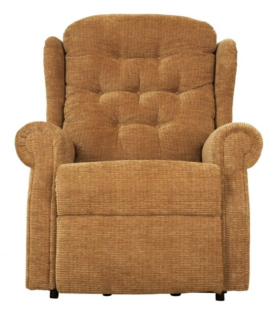 Woburn Grande Single Motor Recliner Fabric