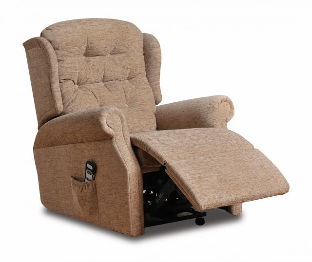 Woburn Grande Single Lift Recliner Fabric