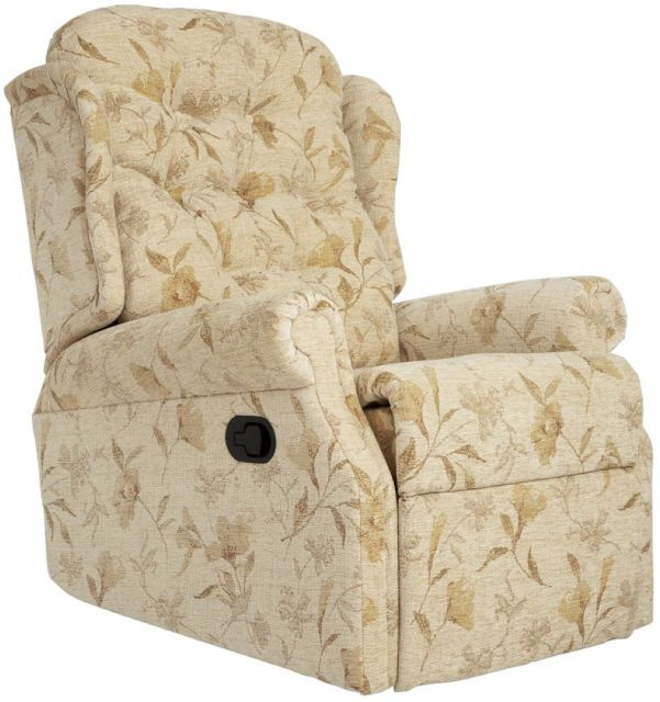 Woburn Standard Manual Recliner Fabric
