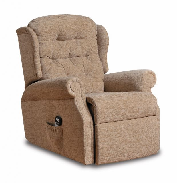 Woburn Standard Single Motor Recliner Fabric