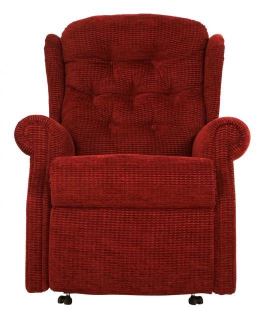 Woburn Compact Manual Recliner Fabric