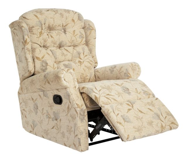 Woburn Petite Manual Recliner Fabric
