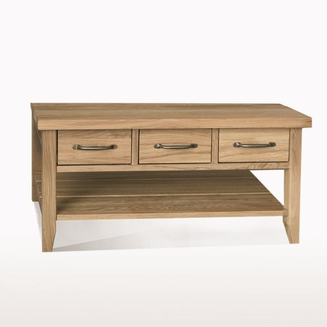 Windsor Dining Coffee table 3 drawers (W60xL90xH45)